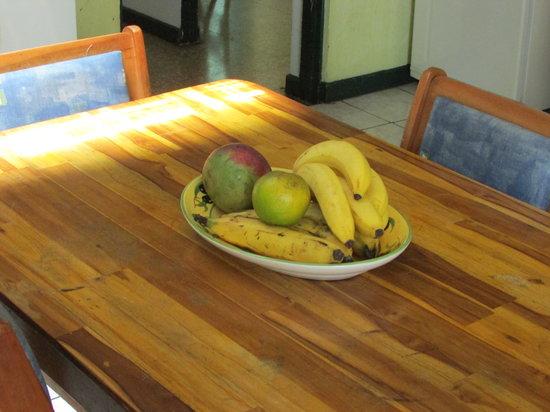 Hotel Casa Leon: in der Küche