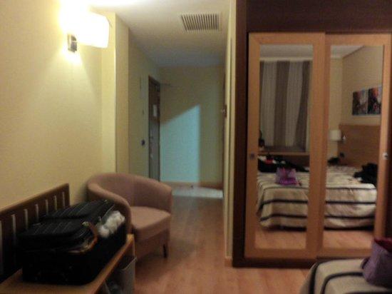 Hotel Avant Torrejon: entrée