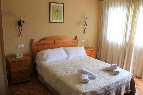 Hotel Sanchez: Zimmer