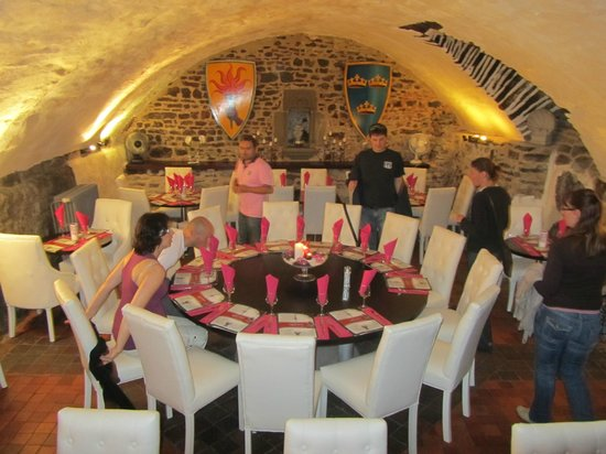 La Table Ronde Dol de Bretagne : la table ronde