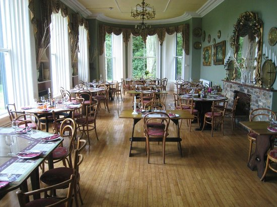 The Haven : Eloquent dining room