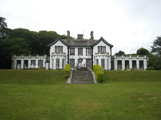 The Haven : Very grand