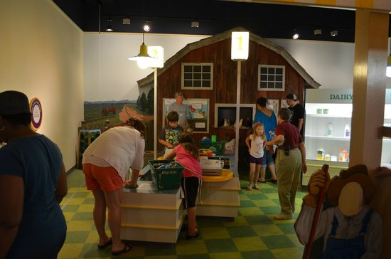 Children's Museum of Virginia: Another Shot of the Market Place