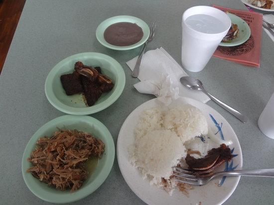 Helena's Hawaiian Food: Some of our food
