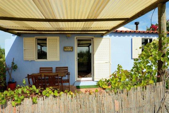 Quinta da Fornalha: Aussenansicht Casa Tormilho