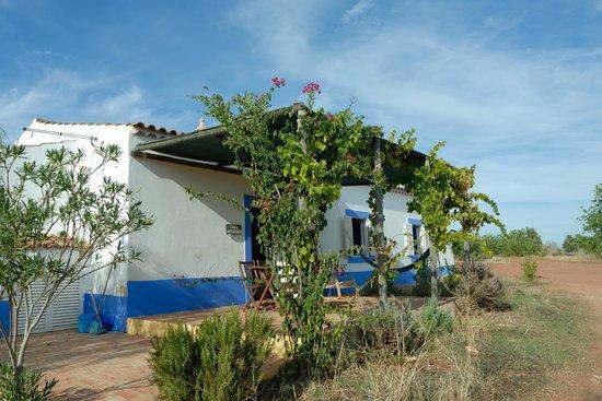Quinta da Fornalha: Aussenfassade Casa Amarela