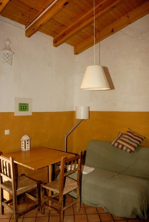 Quinta da Fornalha: Wohnbereich Casa Amarela