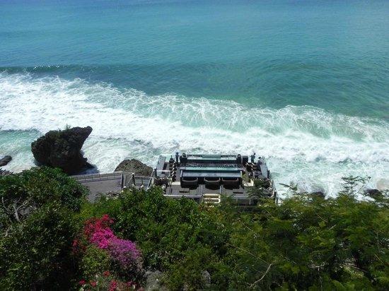 AYANA Resort and Spa: Rock Bar