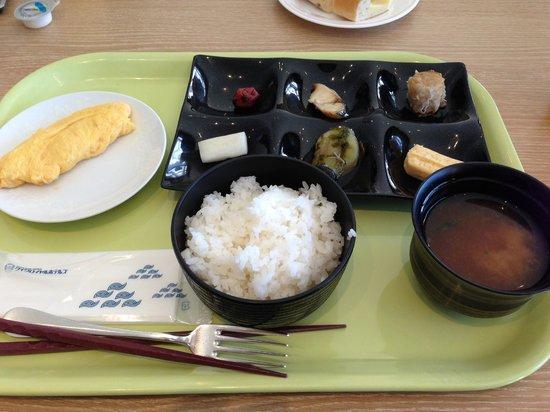 Hotel & Resorts MINAMIBOSO: 朝食
