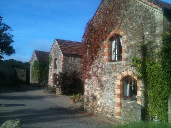 Little Bidlake Farm Cottages