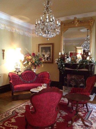 Hotel Le Clos Saint-Louis: Lobby