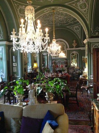 Miller's Hideaway at Great Brampton House : Wedgewood Room