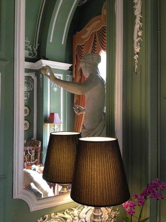 Miller's Hideaway at Great Brampton House : The Wedgewood Room