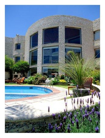 Foto de hotel boutique casa diamante mineral de pozos for Casa jardin hotel