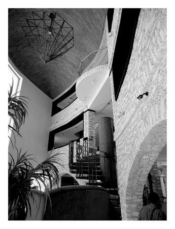 Hotel Boutique Casa Diamante : Casa Diamante, lobby.