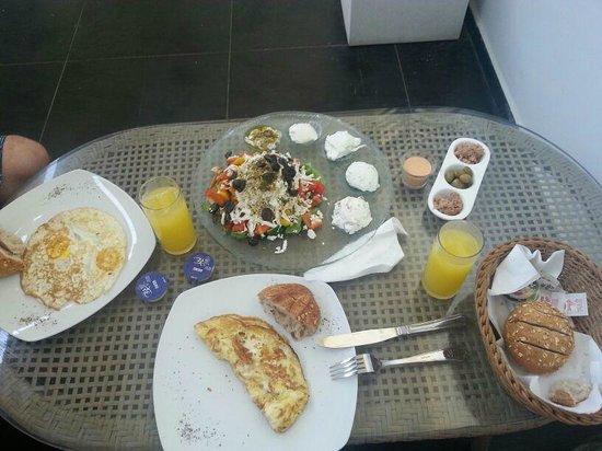 Estate Spa Boutique Hotel: Breakfast