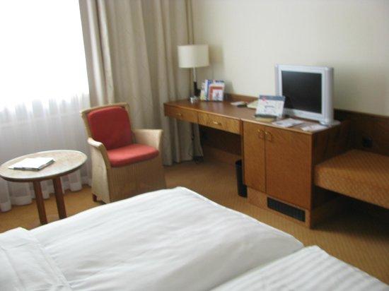 Hotel Birke: Moderne Zimmer Ausstattung inkl Minibar
