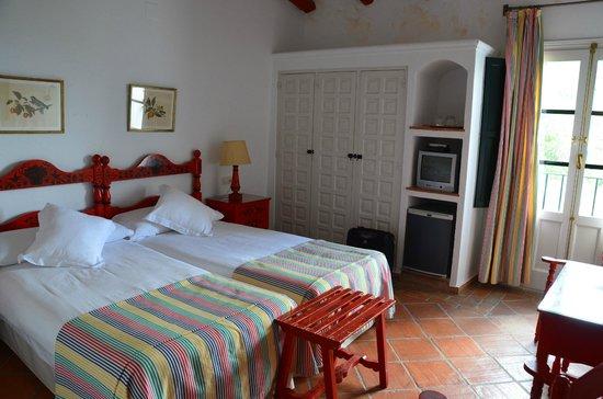 Hotel Finca Valbono: onze kamer in Finca Valbono