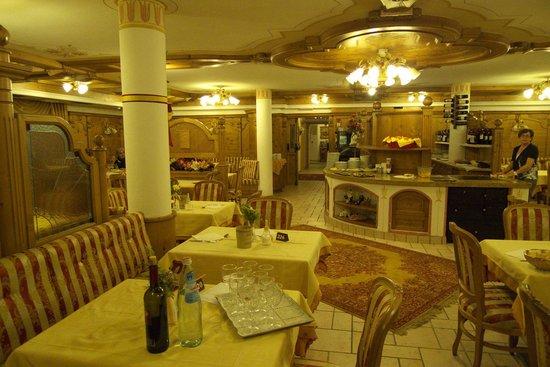 Hotel La Torretta: sala da pranzo