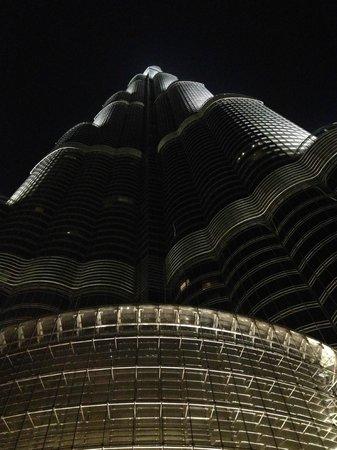 Armani Hotel Dubai: Beautiful location but small rooms
