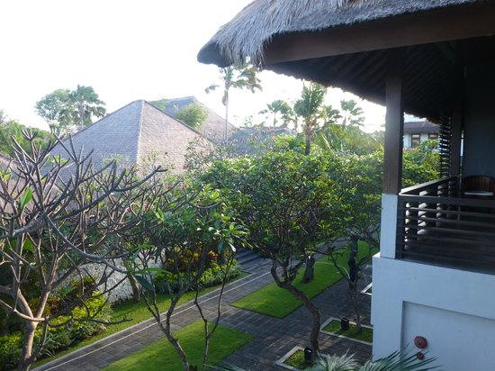 The Bali Khama Beach Resort & Spa: View from room
