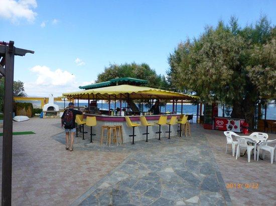 Hotel Sea Side : Poolbaren