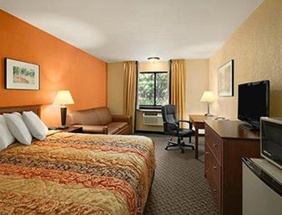Days Inn & Suites Stevens Point: King Standard Room