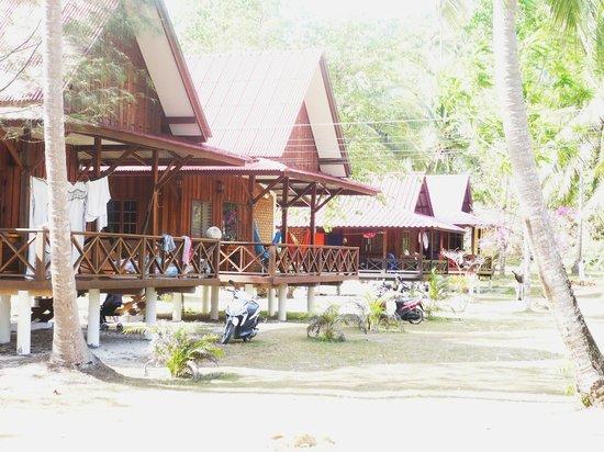 Wattana Resort: Wattana bungalows