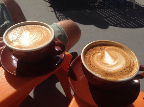 Joe Momma's Coffee : Great coffee