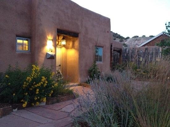 Ojo Caliente Mineral Springs Resort and Spa: Cliffside Suite