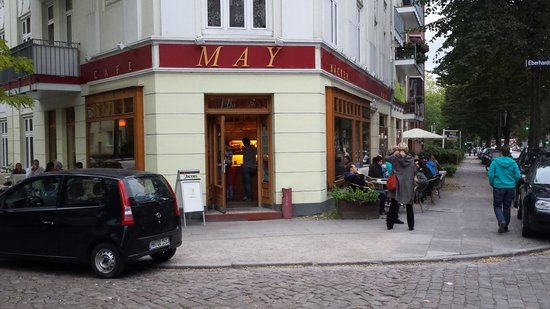 Cafe May Stormarner Str   Hamburg Deutschland