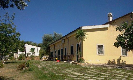 Agriturismo Masseria Giordano: camere immerse nel verde