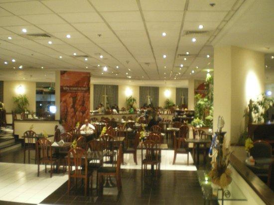 Copthorne Airport Hotel Dubai: Restaurant