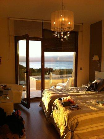 Hotel Mar da Ardora : room with a view!