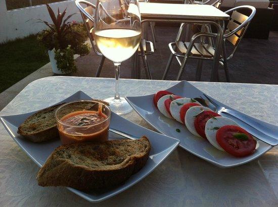 Hotel Mar da Ardora: free supper