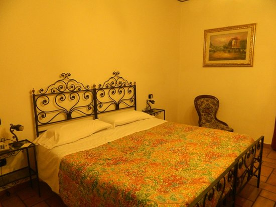 Hotel San Marco : Camera