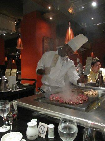 Iberostar Grand Hotel Bavaro: Beim Japaner