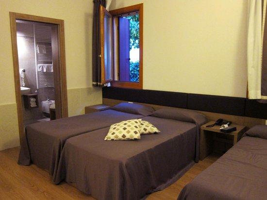 Hotel Villa Costanza: Zimmer