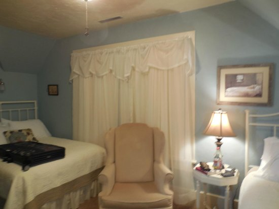 The Panguitch House: Nettes Zimmer