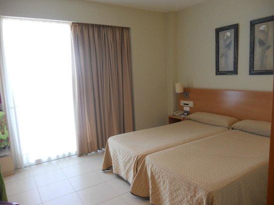 Hotel Lodomar Spa & Talasoterapia: HABITACIÓN
