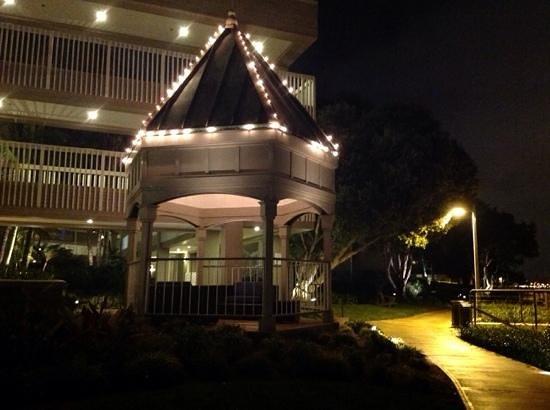 Coronado Island Marriott Resort & Spa: beautiful at night