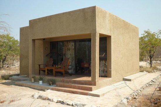 Toshari Lodge: una delle unità