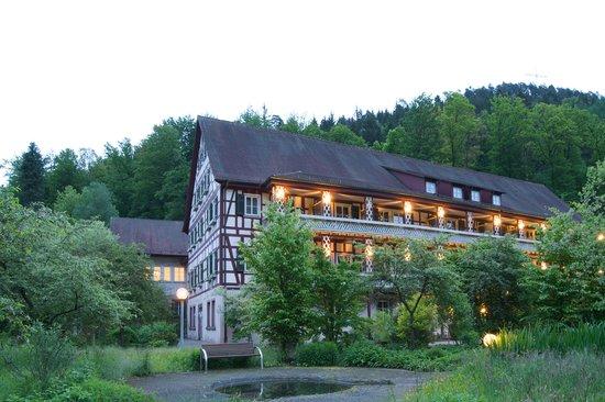 Thermenhotel: Ansicht
