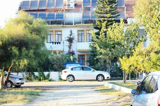 Seastar Aparthotel: hotellet