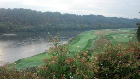 Pete Dye River Course of Virginia Tech