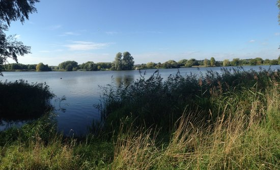 Watermead Park : Beautiful scenery
