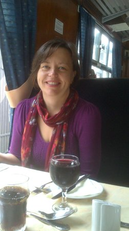 Gwili Railway: wine and watching the world go by