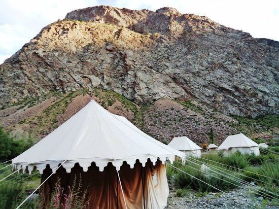 Jispa Journeys: Camps