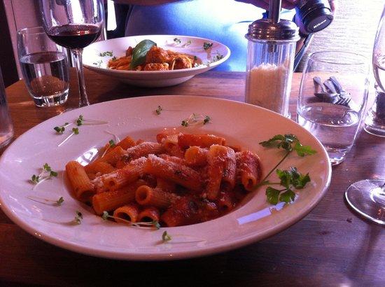 Toscana: Yummy Rigatoni