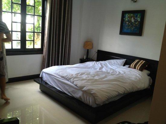 Riverside Impression Homestay: Bedroom